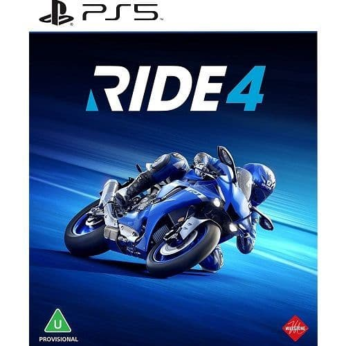 Ride 4 PS5 Game